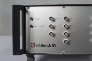 rotabench® NV: Front