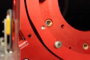rotabench® EPS/CT - Prüflings-Ständer, Detail