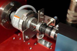 rotabench® EPS/CT - Sicherheitskupplung und Encoder