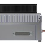 rotabench® 6P 120/30E Leistungs-Endstufe - Seitenansicht links